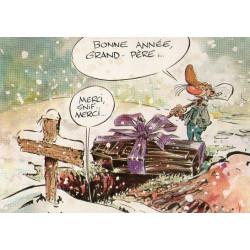 Pierre Tombal - Bonne année grand-père