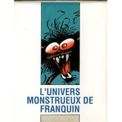 Les monstres - L'univers monstrueux de Franquin