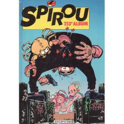 Recueil Spirou (213) - (2796 à 2805)