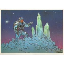 Cristal - Moebius - Cristal cosmique