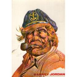Bernard Prince - Barney Jordan