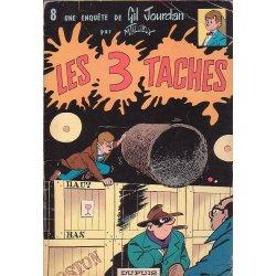 Gil Jourdan (8) - Les 3 taches