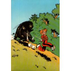 Trésors du journal de Spirou (9) - Spirou et Fantasio