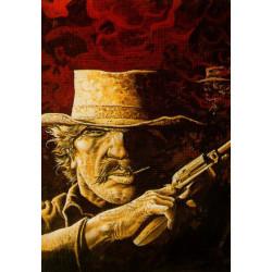 Comanche - Le ciel est rouge sur Laramie