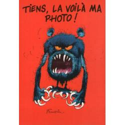 Les monstres (18) - Tiens la voila ma photo
