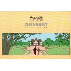 Tintin - Cheverny