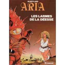 Aria (5) - Les larmes de la déesse
