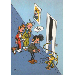 Trésors du journal de Spirou (63) - Spirou et Fantasio