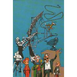 Trésors du journal de Spirou (57) - Spirou et Fantasio