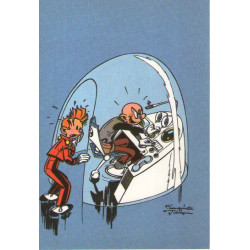 Trésors du journal de Spirou (56) - Spirou et Fantasio