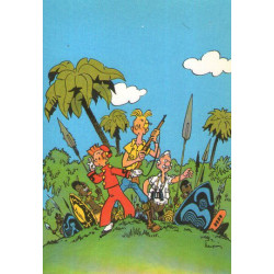 Trésors du journal de Spirou (13) - Spirou et Fantasio