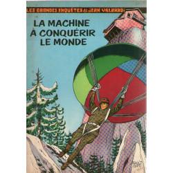 Valhardi (5) - La machine à conquérir le monde