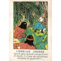 Tintin - L'oreille cassée
