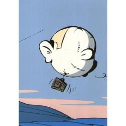 Spirou et fantasio - La mauvaise tête