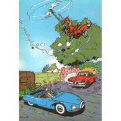 Trésors du journal de Spirou (35) - Spirou et Fantasio