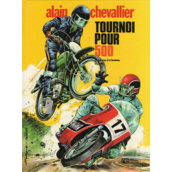 Alain Chevallier (3) - Tournoi pour une 500