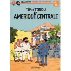 Tif et Tondu (2) -Tif et Tondu en Amérique Centrale - Péché de jeunesse (5)
