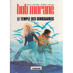 Bob Morane (5) - Le temple des dinosaures
