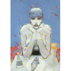 Bleu sang - Enki Bilal - Il faut tout bien panser dans les moindres détails