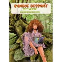 Banque dessinée - 10e vente - Isabelle