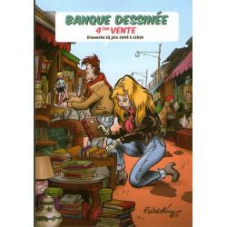 Banque dessinée - 4e vente - Natacha - Rubine