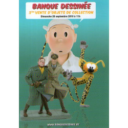Banque dessinée - 17e vente - Blake et Mortimer