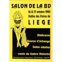 Natacha - Festival BD de Liège