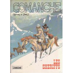 Comanche (8) - Les shériffs