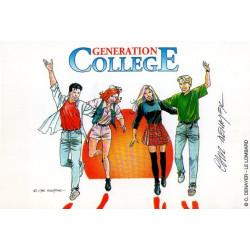 Christian Denayer - Génération Collège