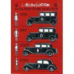 L'Association - Evolution d'une silhouette
