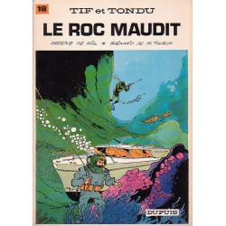 Tif et Tondu (18) - Le roc maudit