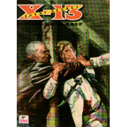 X-13 agent secret (191) - Mains innocentes