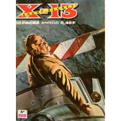 X-13 agent secret (138) - Terre de héros