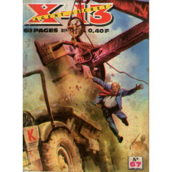 X-13 agent secret (67) - Opération Iceberg