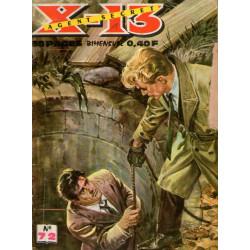 X-13 agent secret (72) - Destination Berlin