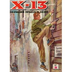 X-13 agent secret (9) - Expert en fusées