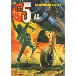 Les 5 as (27) - L'espion X-32