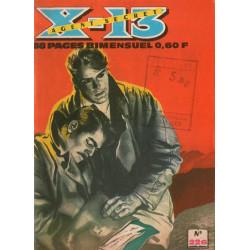 X-13 agent secret (226) - Bal à l'ambassade