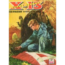 X-13 agent secret (106) - Tam-tam dans la jungle