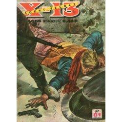 X-13 agent secret (81) - Le petit acrobate