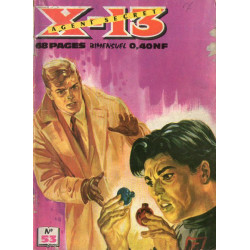 X-13 agent secret (53) - Menace dans la jungle