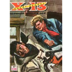 X-13 agent secret (116) - Les canons se taisent