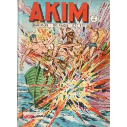 Akim (195) - Lutte sur la Falaise