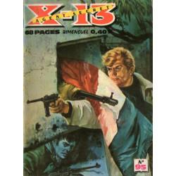 X-13 agent secret (95) - Tonnerre sur les sables