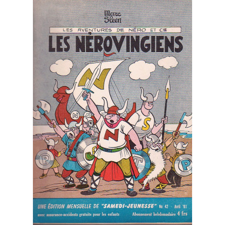 1-les-aventures-de-neron-et-cie-les-nerovingiens