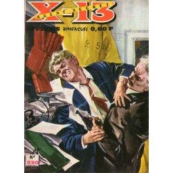 X-13 agent secret (230) - Défi