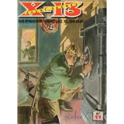 X-13 agent secret (11) - Arme secrète