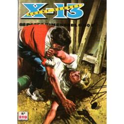 X-13 agent secret (219) - U-105 ne répond plus