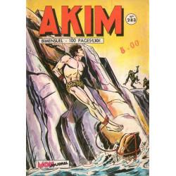Akim (283) - La foudre au poing