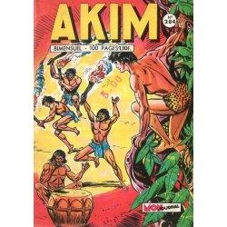 Akim (284) - La danse du feu